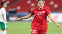 Huy Toàn ghi nhiều bàn nhất U23 Việt Nam, HLV Miura cảm ơn học trò