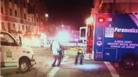13 thanh niên Ireland thương vong trong vụ sập ban công tại California, Mỹ
