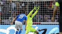 Italy 0-1 BĐN: Italy thua trận đầu thời Conte, mất luôn vị trí hạt giống vòng loại World Cup