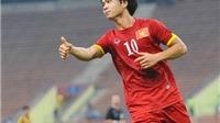 Huy Toàn, Công Phượng, Ngọc Hải có mặt trong Đội hình tiêu biểu SEA Games 2015