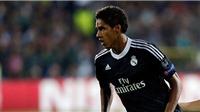 Real Madrid: Varane được hứa hẹn suất đá chính mùa tới