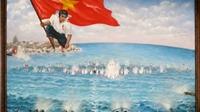 Đấu giá tranh 'Gạc Ma - Vòng tròn bất tử': Được ủng hộ cả tinh thần và vật chất