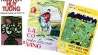 Triển lãm Nguyễn Huy Tưởng và sách thiếu nhi