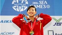 Ánh Viên nằm trong TOP 10 VĐV được xem nhiều nhất trên Youtube SEA Games 2015
