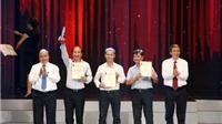 42 tác phẩm giành giải Báo chí Quốc gia lần thứ 9
