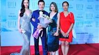 Trần Bảo Sơn hội ngộ bạn diễn cảnh nóng trên thảm đỏ phim 'Quyên'