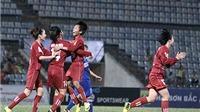 Lượt về giải bóng đá nữ VĐQG - Thái Sơn Bắc 2015: Than KSVN tiếp tục gây thất vọng