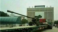 Trung Quốc úp mở quanh 'siêu pháo' có thể diệt mọi 'siêu tăng'