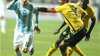 Messi và 100 trận với Argentina: 10 khoảnh khắc đáng nhớ của 'La Pulga'