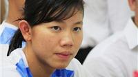 Ánh Viên đã treo khẩu hiệu 'Phải giành 9 HCV SEA Games' ở đầu giường