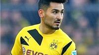 Ilkay Guendogan có thể gia hạn hợp đồng với Dortmund
