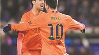 Sergio Busquets: 'Messi hay hơn nhờ Luis Enrique'