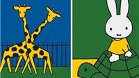 Thỏ Miffy bước vào tuổi 60: Đơn giản nhưng có sức lôi cuốn khổng lồ