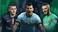 Mùa này, Real Madrid mua được ai?