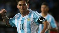 Hôm nay Messi tròn 28 tuổi: 28 khoảnh khắc đáng nhớ của một thiên tài