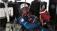 Hành khách không bị vết thương nào trên người trong vụ rơi máy bay chết chóc ở Colombia