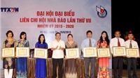 Trao giải báo chí Thông tấn xã Việt Nam 2014