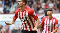 Man United đạt được thỏa thuận mua Morgan Schneiderlin