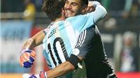 Argentina - Colombia: Trận đấu của các thủ môn