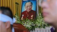 Chủ tịch nước Trương Tấn Sang viếng Giáo sư Trần Văn Khê