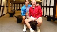 Nếu Djokovic gặp khó, đã có Boris Becker