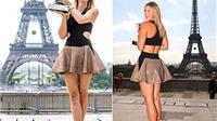 Maria Sharapova: Quyến rũ, đầy sức mạnh và đáng sợ