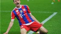 Thomas Mueller phũ phàng từ chối Man United