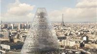 Pháp chấp nhận xây cao ốc 'kim tự tháp' tại Paris