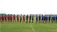 Giao hữu quốc tế Nhật Bản - Mekong 2015: Thua U15 Nhật Bản, U15 Việt Nam tranh giải Ba