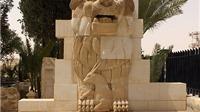 Phiến quân IS đã phá hủy bức tượng sư tử 2.000 năm tuổi ở Palmyra