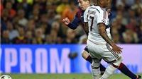 Jerome Boateng thích ảnh chế nào nhất vụ bị Messi lừa ngã?
