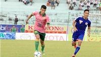 Đồng Tháp 2-1 Than Quảng Ninh: Chiến thắng bằng 'vàng'