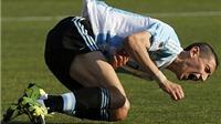 CẬP NHẬT tin sáng 6/7: Di Maria chấn thương, Man United lo sốt vó. 'Guardiola đã hủy hoại Goetze'