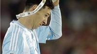 Messi từ chối nhận Quả bóng vàng Copa America