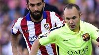 KỲ LẠ: Barca có quyền bán lại Turan cho Atletico trước ngày 20/7, chịu lỗ 10%