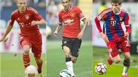 BBC Sport bị hớ nặng vụ Man United và Bayern trao đổi cầu thủ