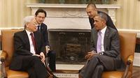 TIN ĐỒ HỌA: 15 dấu son của 20 năm quan hệ Việt - Mỹ
