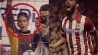 Arda Turan từng là cậu bé nhặt bóng cho Luis Enrique