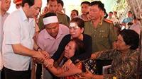 Bộ trưởng Trần Đại Quang khẳng định bắt giữ hung thủ vụ án giết 6 người trong thời gian sớm nhất