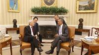 Chùm ảnh: Những khoảnh khắc vàng về Tổng Bí thư Nguyễn Phú Trọng tại Nhà Trắng