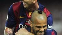 Dani Alves: 'Ronaldo chẳng có ảnh hưởng gì lên lối chơi của Real'