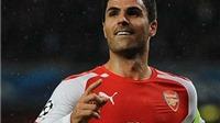 Arteta gia hạn hợp đồng thêm 1 năm với Arsenal