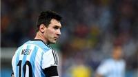 Messi: 'Mỗi thất bại lại khiến tôi khát khao hơn'