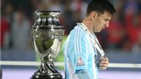 CẬP NHẬT tin tối 9/7: Messi bị ông nội chê là 'lười nhác'. Van Persie kiểm tra y tế, chuẩn bị đến Fenerbahce