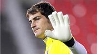 Casillas: Giản dị, vĩ đại nhưng phải chạy khỏi Real