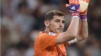 Casillas chuẩn bị nhận được lời chia tay đặc biệt từ Real