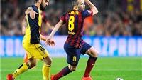Đối thoại Arda Turan: 'Iniesta là người hùng của tôi'