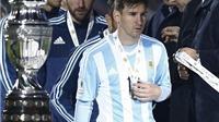 Lucas Biglia: 'Messi khóc như đứa trẻ sau khi thua Chile'