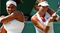 Lịch thi đấu và TRUYỀN HÌNH trực tiếp bóng đá, Wimbledon 2015 ngày 11/7