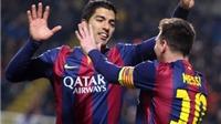 Luis Suarez: 'Đừng chỉ trách Messi, Argentina là một tập thể'